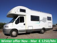 Hymer 644 Camp uit 2001